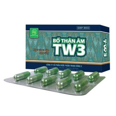 thuốc Bổ Thận Âm TW3 trị di mộng tinh đổ mồ hôi trộm thuoctotso1