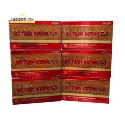 thuốc Bổ Thận Dương TW3 chủ trị tiểu đêm đau lưng mỏi gối giảm giá