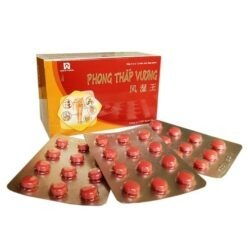 thuốc Phong Thấp Vương chữa đau dây thần kinh đau nhức xương thuoctotso1