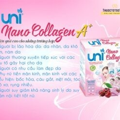 Uni Nano Collagen giúp đẹp da tăng cường nội tiết tố nữ đối tượng sử dụng