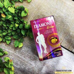 viên giảm cân Mỹ Diamond Slim giúp giảm béo an toàn hiệu quả thuoctotso1