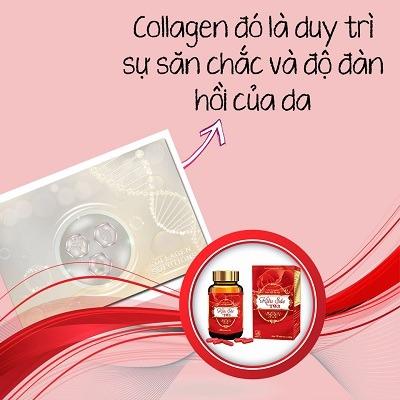 viên nội tiết Kiều Sắc TW3 giúp tăng cường nội tiết tố nữ thành phần collagen